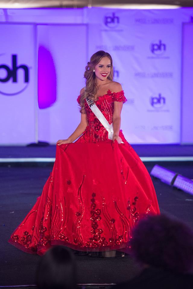 Trượt Top 16 Hoa hậu Hoàn vũ, nhưng may sao Nguyễn Thị Loan cũng không vào Top đầm dạ hội xấu nhất - Ảnh 4.