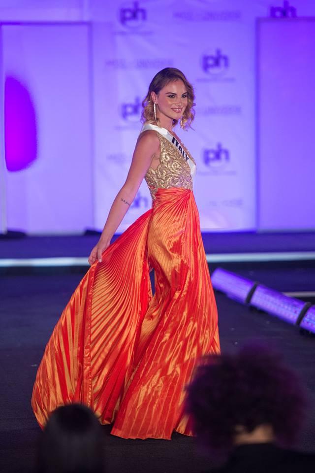 Trượt Top 16 Hoa hậu Hoàn vũ, nhưng may sao Nguyễn Thị Loan cũng không vào Top đầm dạ hội xấu nhất - Ảnh 6.