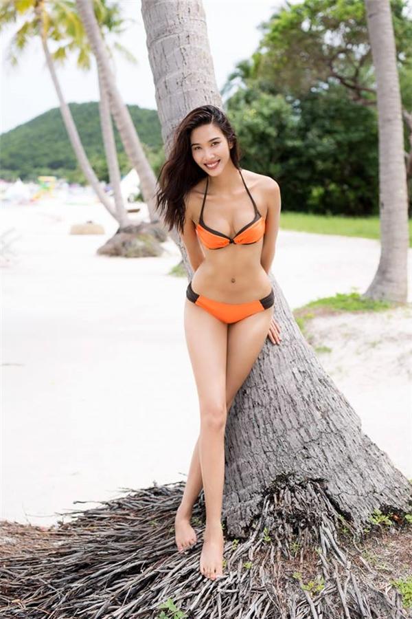 Chẳng biết vì sao mà cứ đi thi Hoa hậu Hoàn vũ là thân hình sao Việt này bỗng dưng trở nên khác hình bình thường? - Ảnh 3.