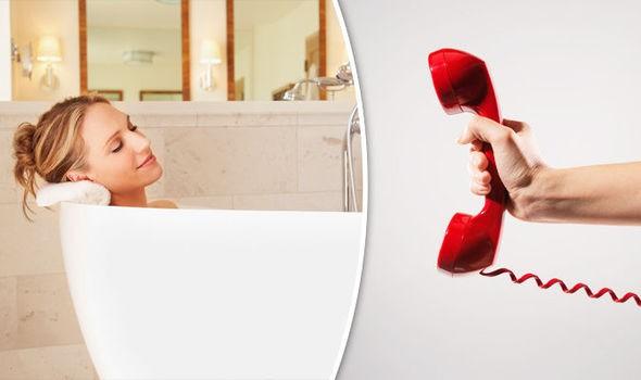 Tại sao các khách sạn 4 - 5 sao lại có điện thoại trong phòng tắm? - Ảnh 1.