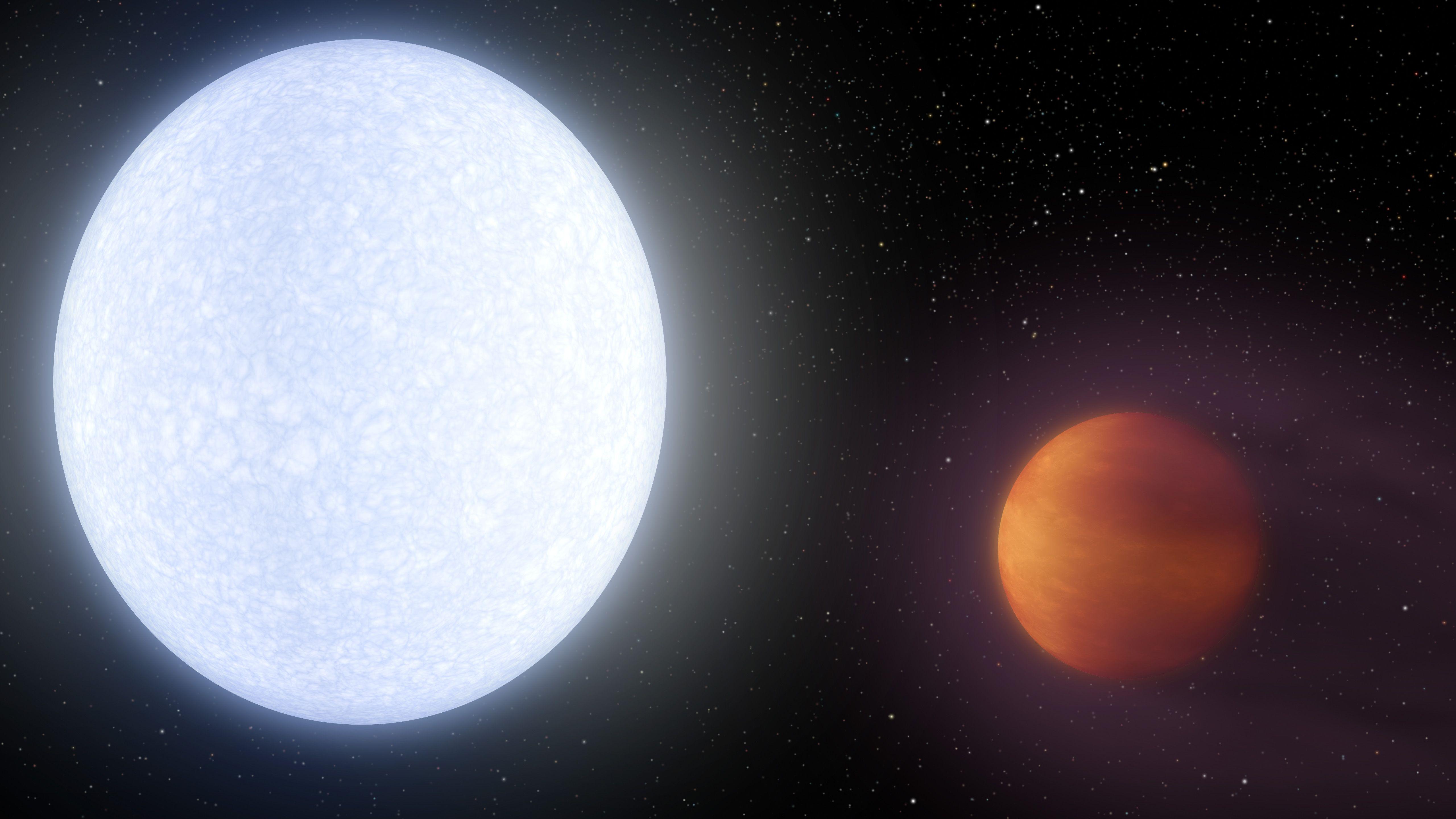 Danh sách 7 hành tinh vĩ đại nhất vũ trụ đã lộ diện, hành tinh