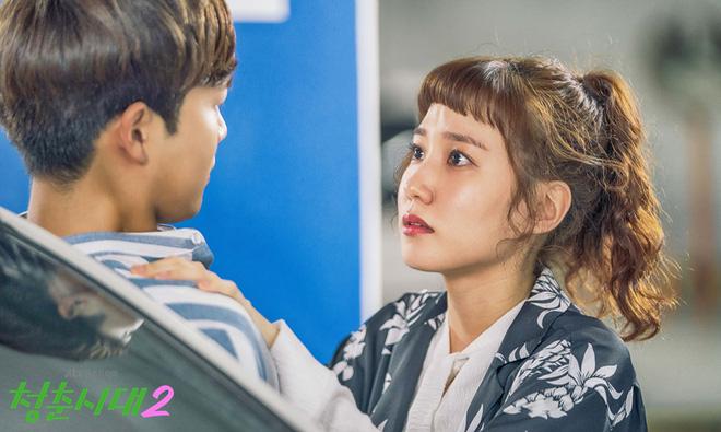 Dạo quanh 5 drama Hàn hot nhất hiện tại mới thấy xu hướng tóc năm nay đa dạng thật - Ảnh 11.