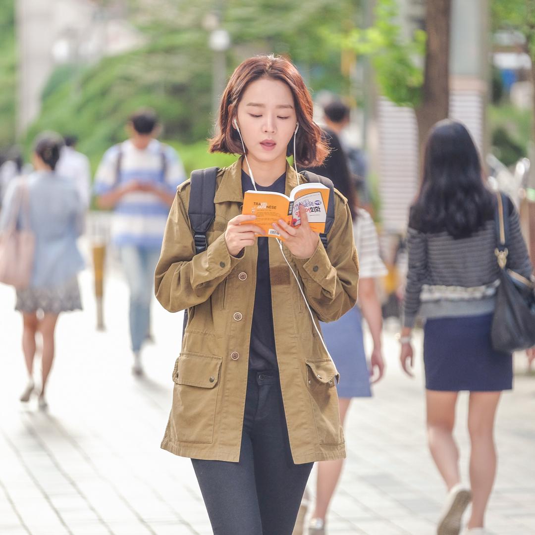 Dạo quanh 5 drama Hàn hot nhất hiện tại mới thấy xu hướng tóc năm nay đa dạng thật - Ảnh 15.