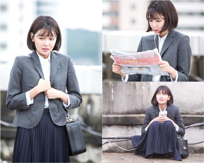 Dạo quanh 5 drama Hàn hot nhất hiện tại mới thấy xu hướng tóc năm nay đa dạng thật - Ảnh 3.