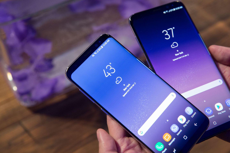 Không kịp xem sự kiện Samsung, đọc ngay để biết siêu phẩm Galaxy S8/S8 Plus có gì mà vạn người mê - Ảnh 1.