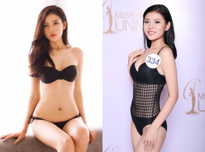 Chẳng biết vì sao mà cứ đi thi Hoa hậu Hoàn vũ là thân hình sao Việt này bỗng dưng trở nên khác hình bình thường? - Ảnh 16.