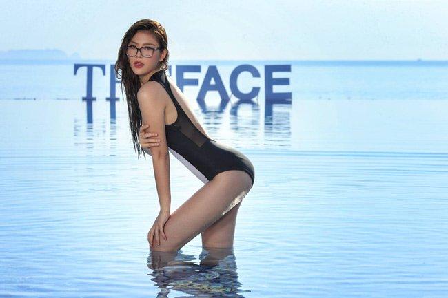 Chẳng biết vì sao mà cứ đi thi Hoa hậu Hoàn vũ là thân hình sao Việt này bỗng dưng trở nên khác hình bình thường? - Ảnh 20.