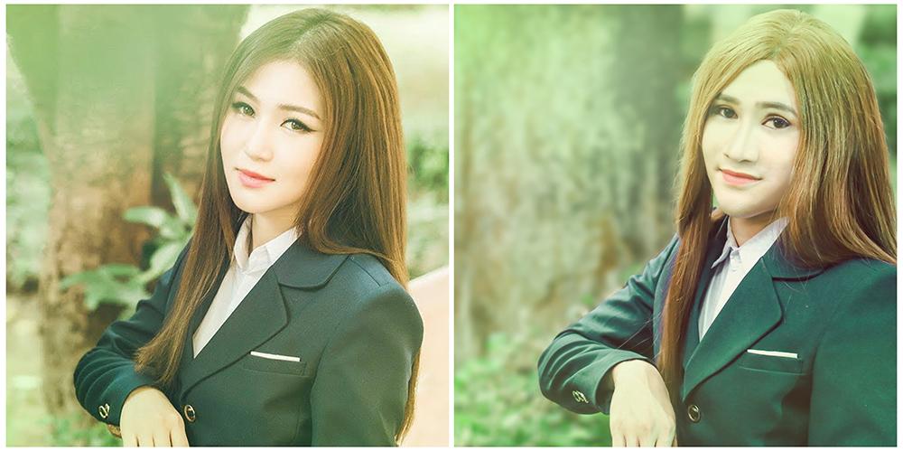Huỳnh Lập gây bất ngờ vì hóa thân quá giống Hương Tràm trong MV Em gái mưa Parody - Ảnh 6.