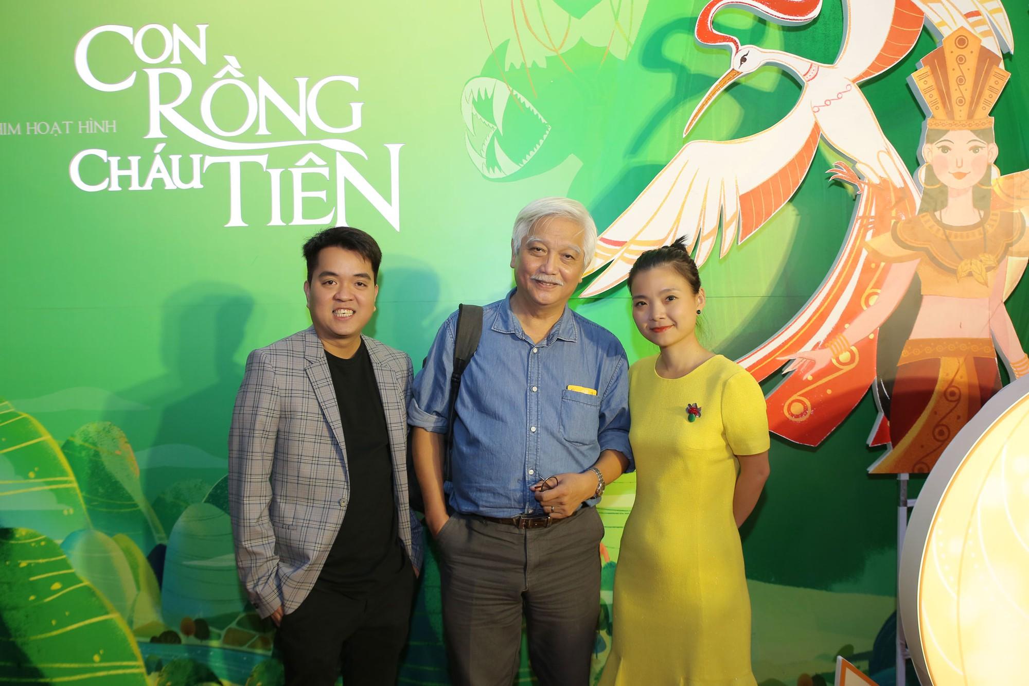 Giám đốc dự án phim hoạt hình Con Rồng Cháu Tiên: Đây chỉ là bước mở màn, chúng tôi còn nhiều dự án lớn hơn về văn hoá Việt Nam! - Ảnh 7.