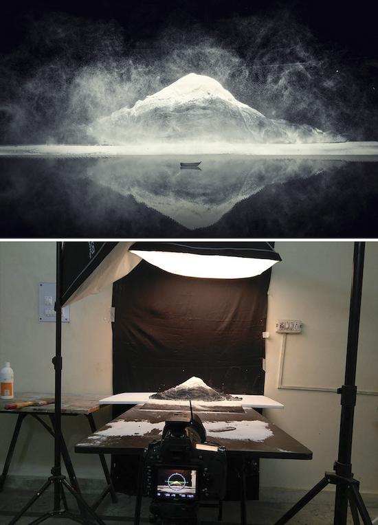 Sự thật bất ngờ phía sau những bức ảnh thiên nhiên ảo diệu đến khó tin - Ảnh 3.