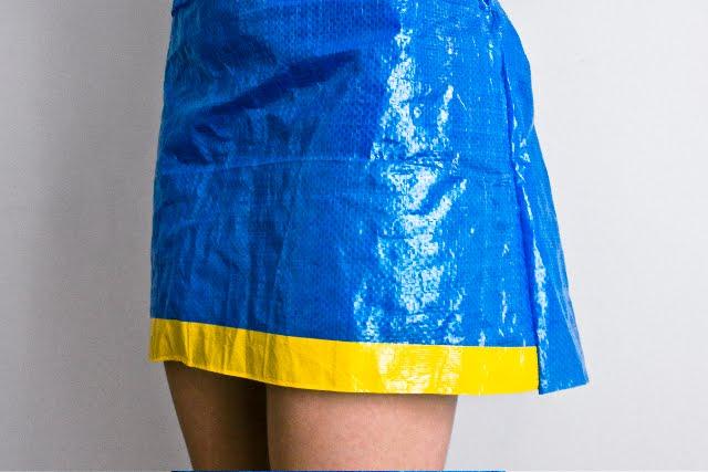 Học tập Balenciaga, cư dân mạng đua nhau chế túi 22.000 VND của Ikea thành đủ thứ bất hảo - Ảnh 9.