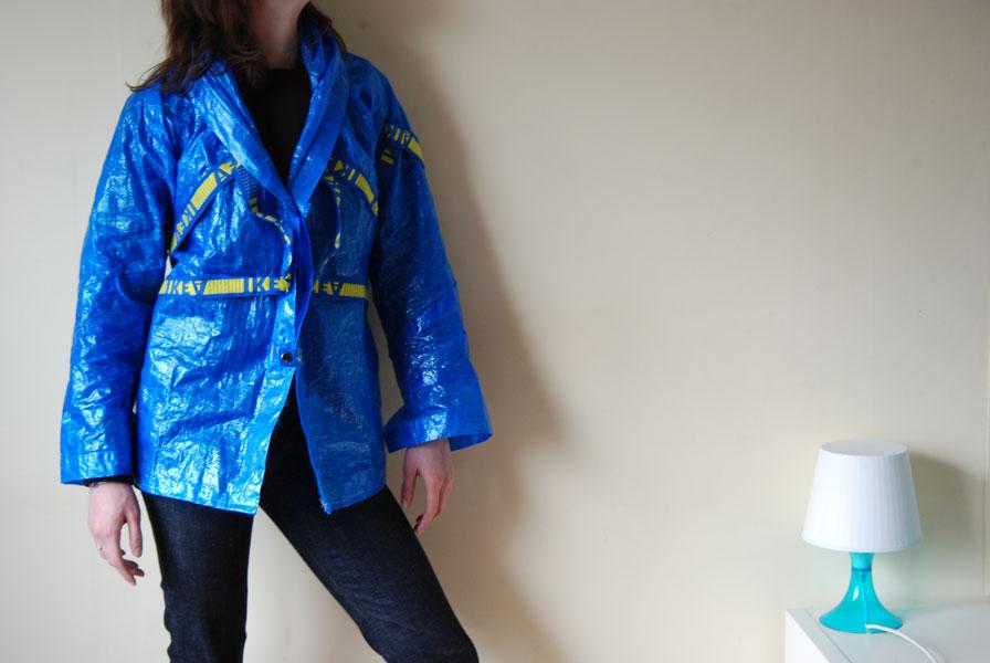 Học tập Balenciaga, cư dân mạng đua nhau chế túi 22.000 VND của Ikea thành đủ thứ bất hảo - Ảnh 10.