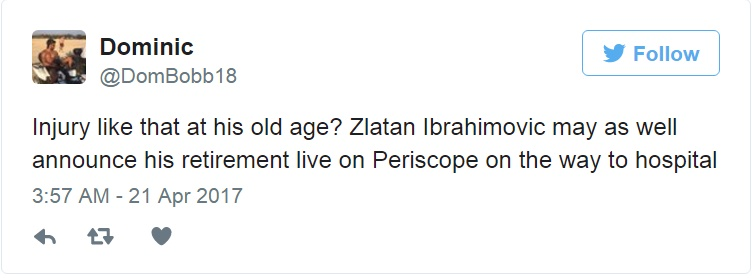 Chấn thương ghê rợn, Ibrahimovic có nguy cơ giải nghệ - Ảnh 2.