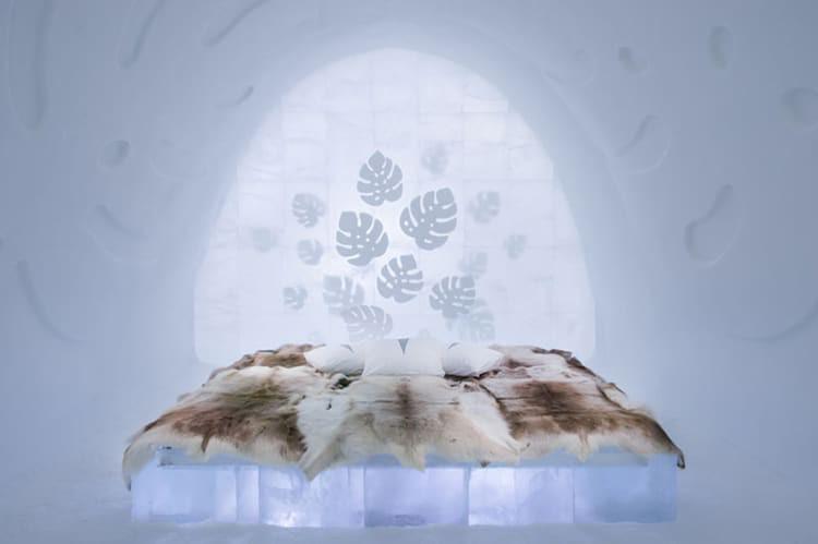 Ghé thăm khách sạn băng giá đẹp như cung điện mùa đông ở xứ Bắc Âu - Ảnh 5.