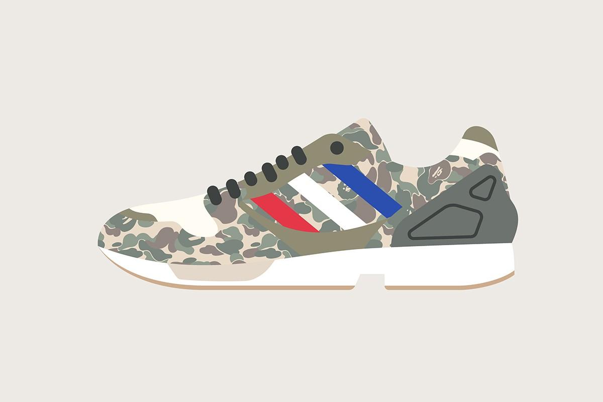 5396a3611 30 mẫu giày sneakers
