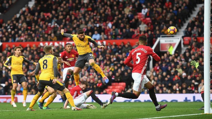 Arsenal vs Man Utd: Bông… hoa sữa của Premier League - Ảnh 3.