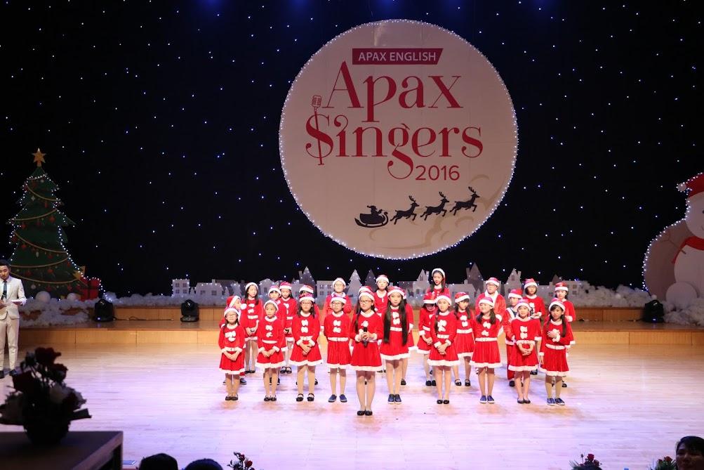 Apax Singers – Điểm sáng mới của Apax English - Ảnh 1.