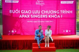 Apax Singers – Điểm sáng mới của Apax English - Ảnh 3.