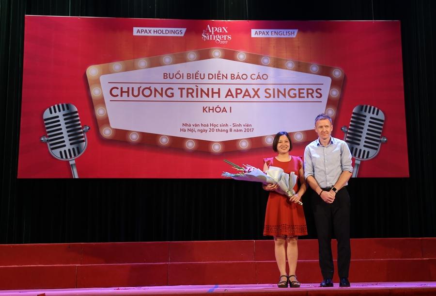 Apax Singers – Điểm sáng mới của Apax English - Ảnh 4.