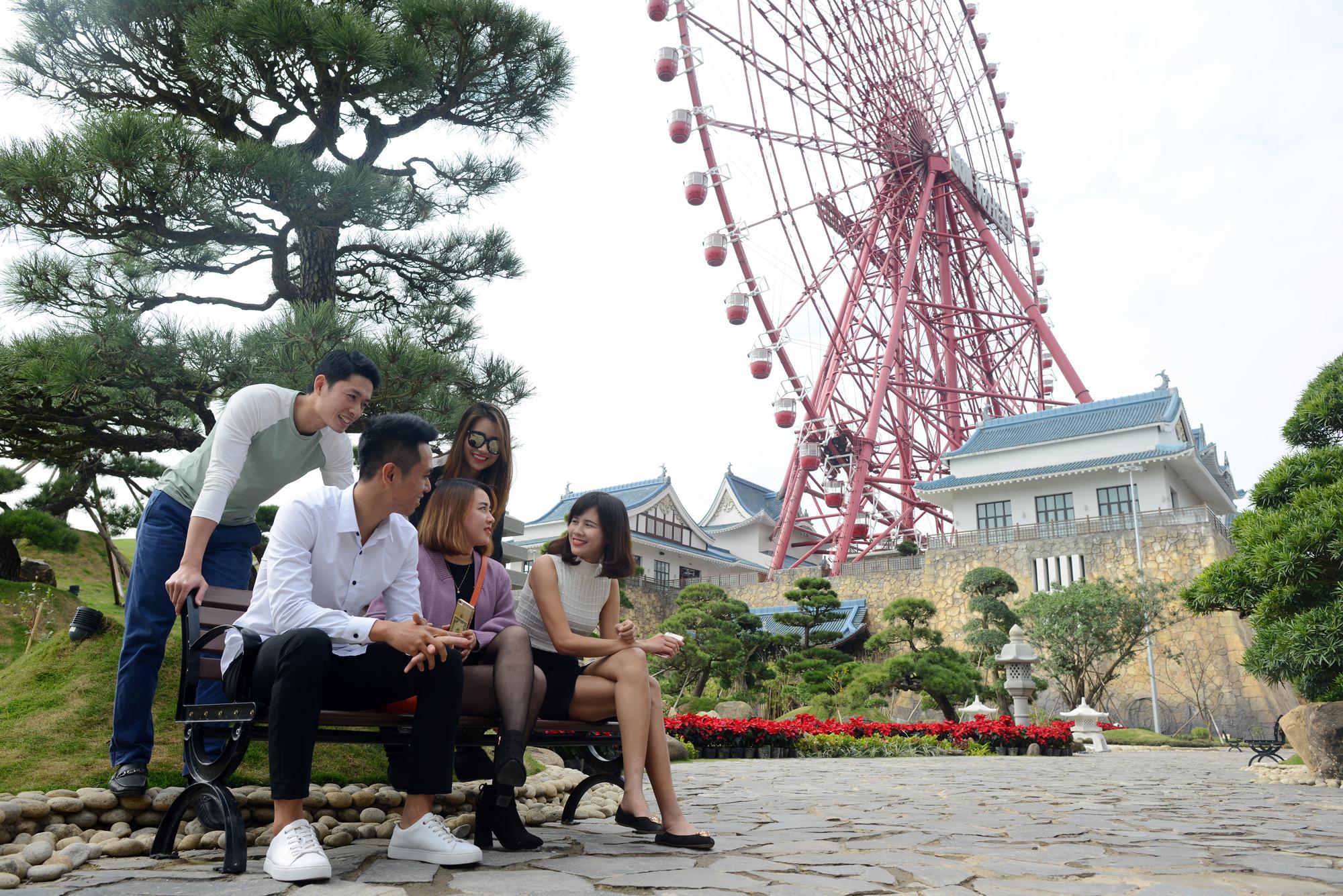 Giải mã cơn sốt công viên giải trí Sun World Ha Long Park - Ảnh 6.