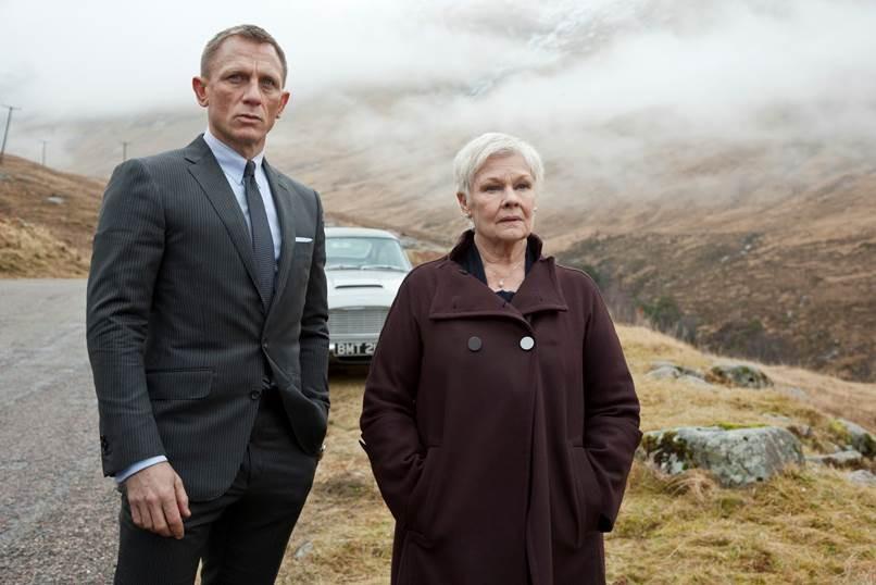 Thủ lĩnh của điệp viên 007 Judi Dench trở lại với vai diễn Nữ hoàng Anh đầy quyền lực - Ảnh 6.