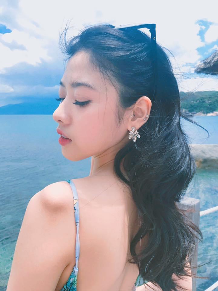 Thái Ngọc San: Cô bạn Sài Gòn xinh đẹp sexy, hứa hẹn trở thành hot girl thế hệ mới - Ảnh 2.