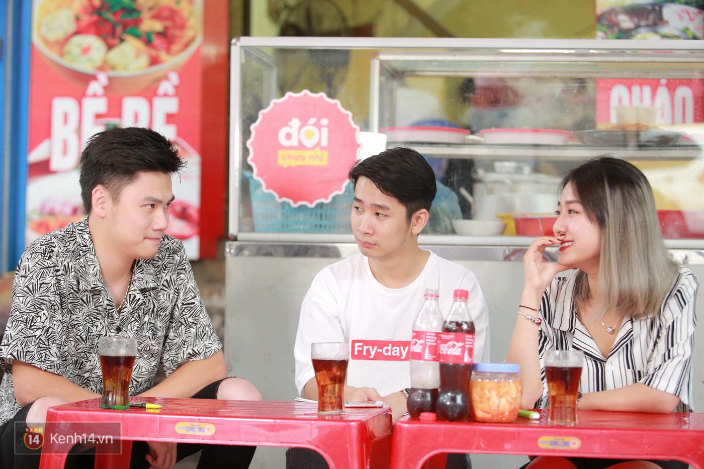 Đói Chưa Nhỉ: Những khoảnh khắc đáng yêu của cặp đôi nổi tiếng Tùng Sơn - Trang Lou - Ảnh 8.