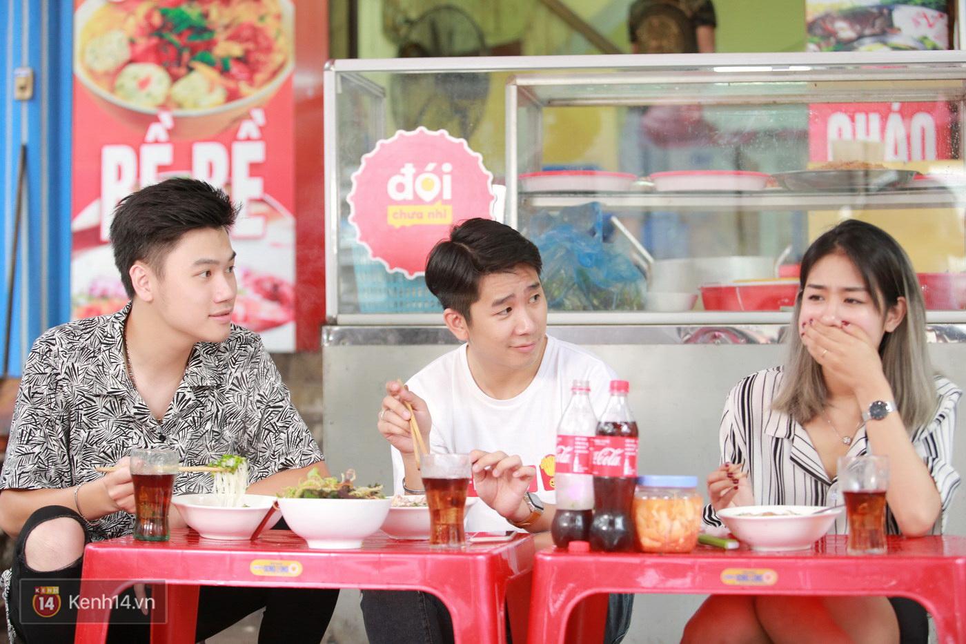 Đói Chưa Nhỉ: Những khoảnh khắc đáng yêu của cặp đôi nổi tiếng Tùng Sơn - Trang Lou - Ảnh 10.