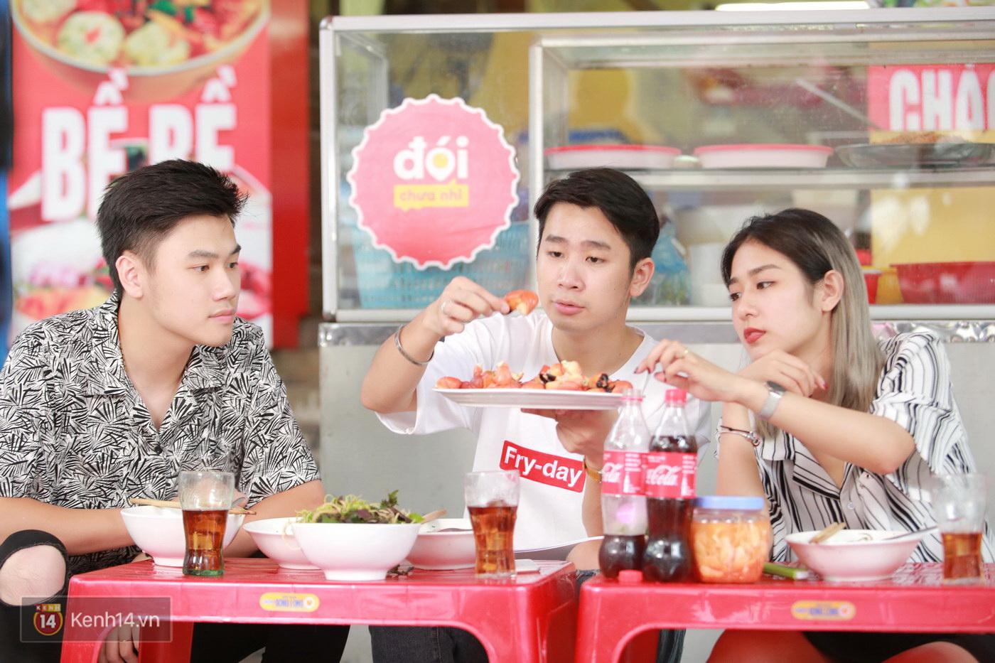 Đói Chưa Nhỉ: Những khoảnh khắc đáng yêu của cặp đôi nổi tiếng Tùng Sơn - Trang Lou - Ảnh 11.