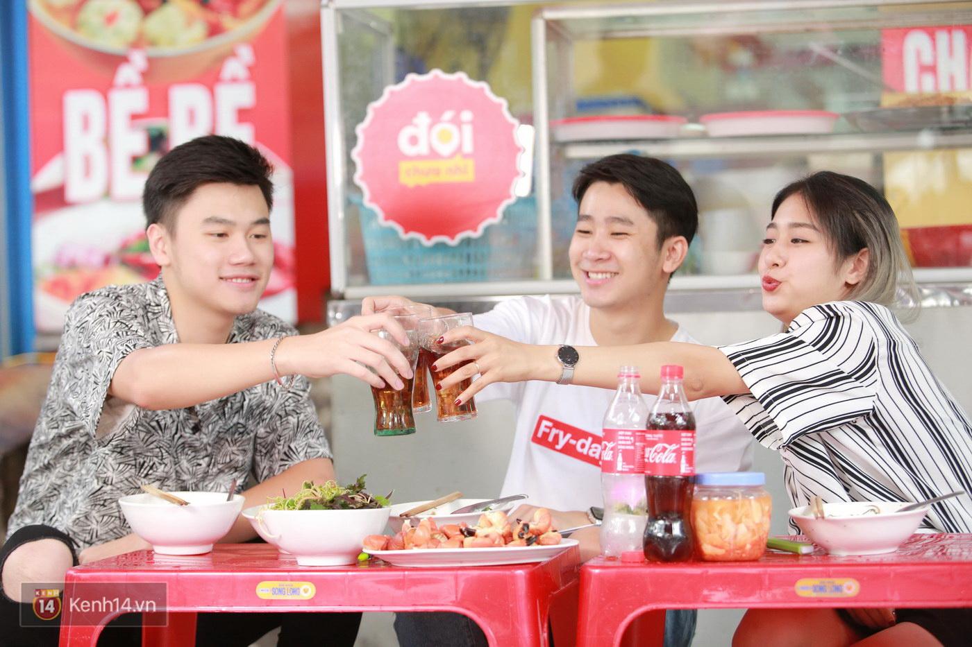 Đói Chưa Nhỉ: Những khoảnh khắc đáng yêu của cặp đôi nổi tiếng Tùng Sơn - Trang Lou - Ảnh 7.