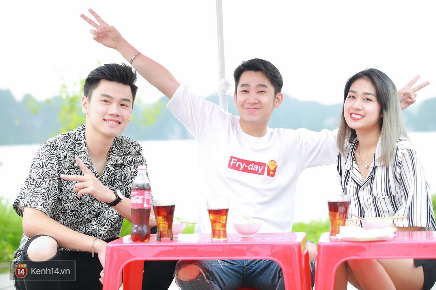 Đói Chưa Nhỉ: Những khoảnh khắc đáng yêu của cặp đôi nổi tiếng Tùng Sơn - Trang Lou - Ảnh 13.