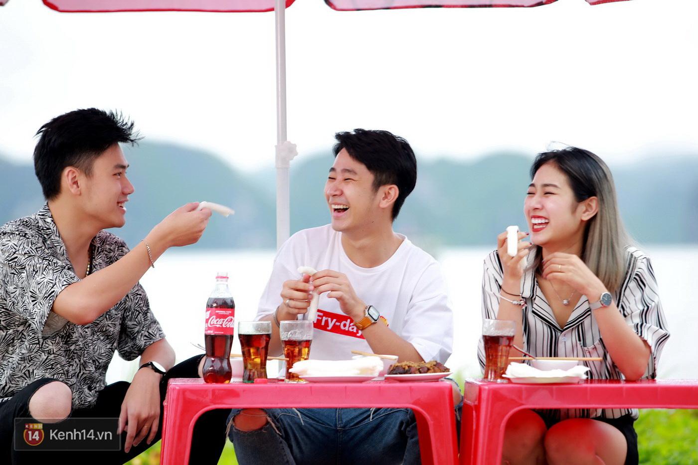Đói Chưa Nhỉ: Những khoảnh khắc đáng yêu của cặp đôi nổi tiếng Tùng Sơn - Trang Lou - Ảnh 5.