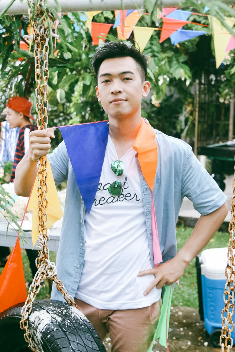 Hậu Giọng hát Việt, Noo Phước Thịnh ra mắt MV kỉ niệm đậm chất mùa hè cùng học trò - Ảnh 14.