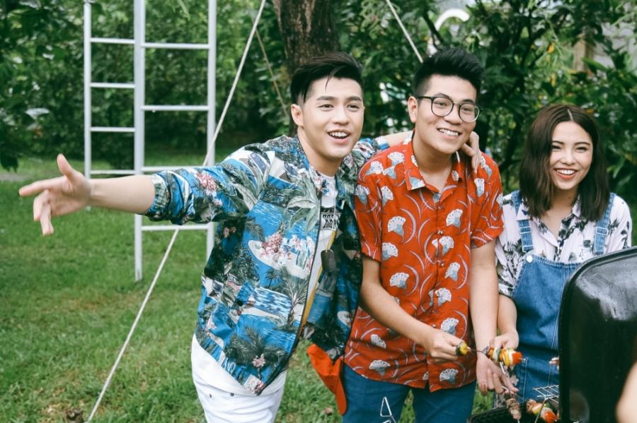 Hậu Giọng hát Việt, Noo Phước Thịnh ra mắt MV kỉ niệm đậm chất mùa hè cùng học trò - Ảnh 15.