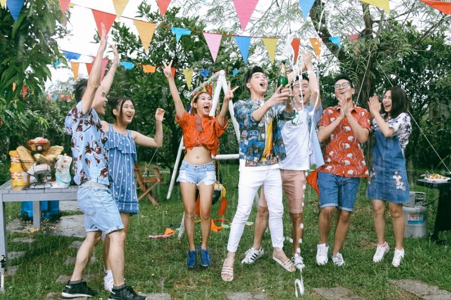 Hậu Giọng hát Việt, Noo Phước Thịnh ra mắt MV kỉ niệm đậm chất mùa hè cùng học trò - Ảnh 2.