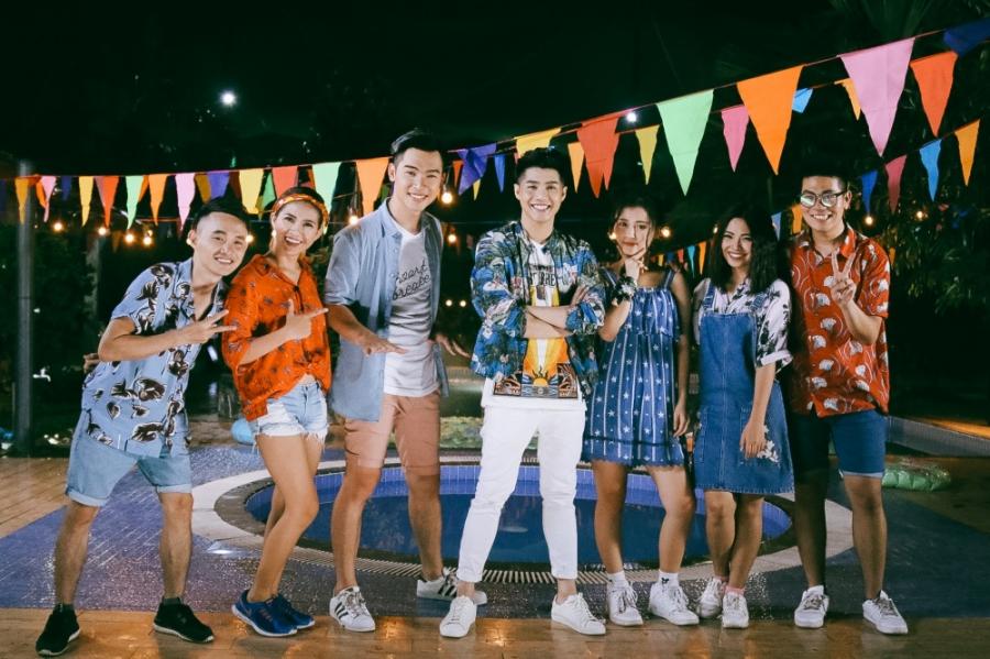 Hậu Giọng hát Việt, Noo Phước Thịnh ra mắt MV kỉ niệm đậm chất mùa hè cùng học trò - Ảnh 1.