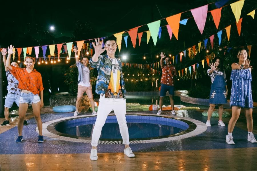 Hậu Giọng hát Việt, Noo Phước Thịnh ra mắt MV kỉ niệm đậm chất mùa hè cùng học trò - Ảnh 17.