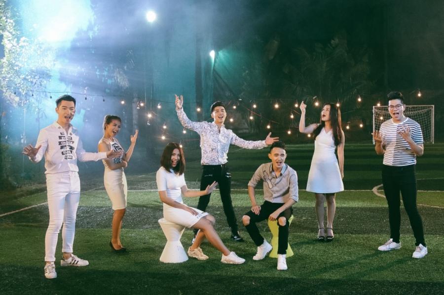 Hậu Giọng hát Việt, Noo Phước Thịnh ra mắt MV kỉ niệm đậm chất mùa hè cùng học trò - Ảnh 4.