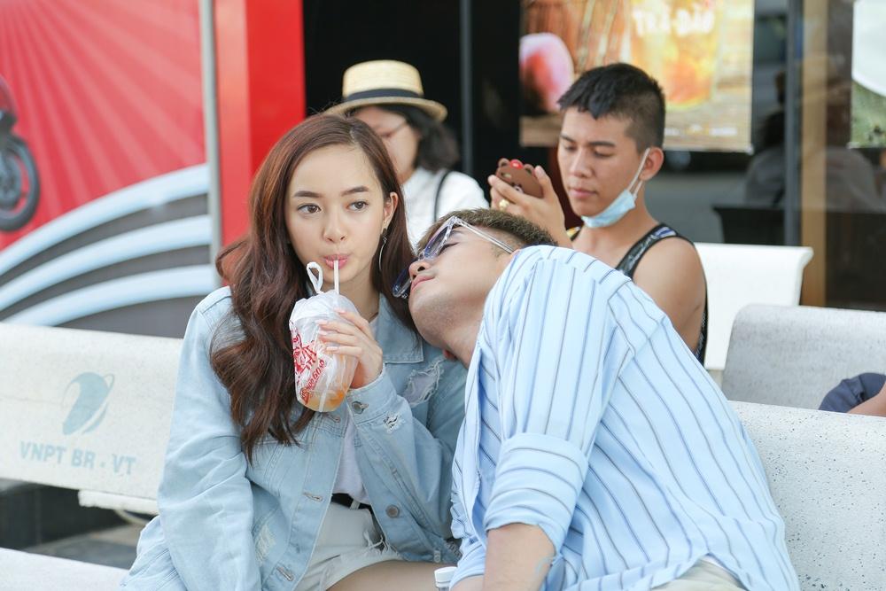 Will - Kaity Nguyễn cứ hở ra là... hôn nhau và ngọt ngào thế này trên phim trường! - Ảnh 10.