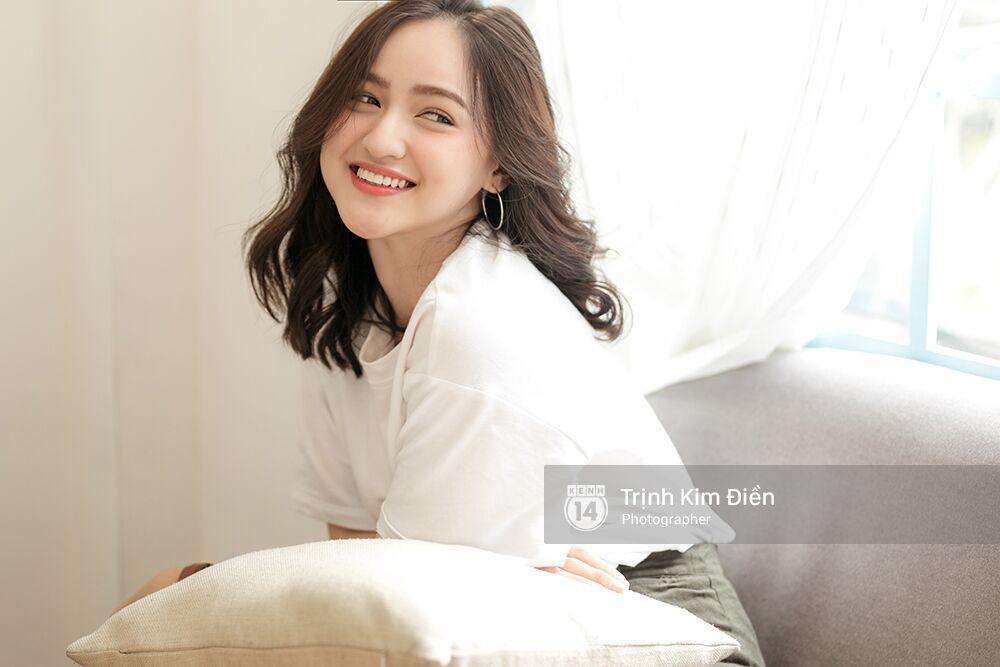 4 hot girl Việt sở hữu nụ cười đẹp tự nhiên không thể rời mắt - Ảnh 13.