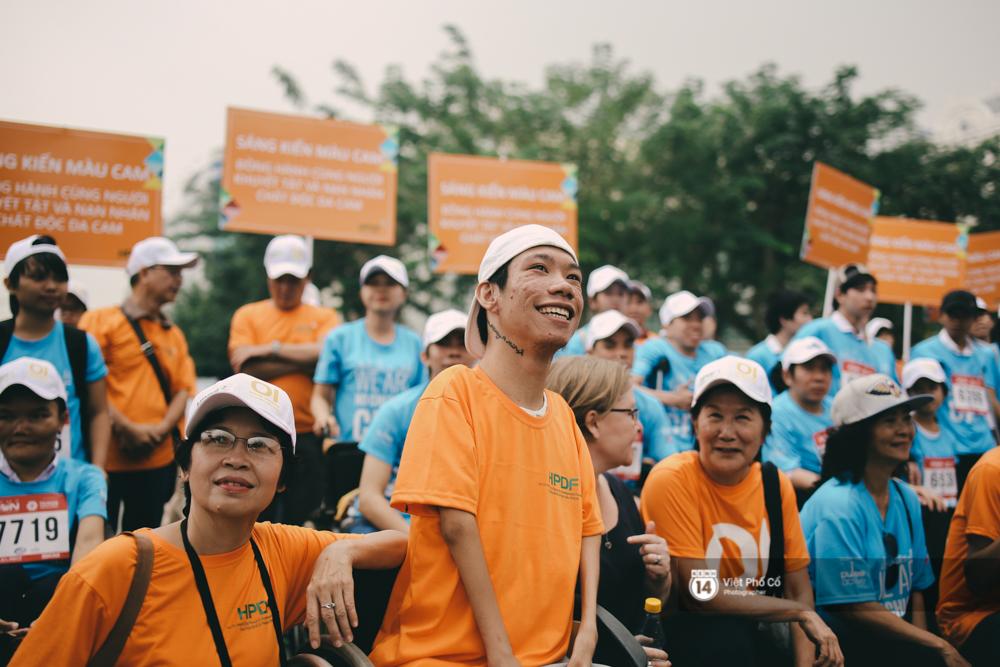 Bộ ảnh xúc động về nghị lực của những người khuyết tật trên đường chạy 5km ở Sài Gòn - Ảnh 6.