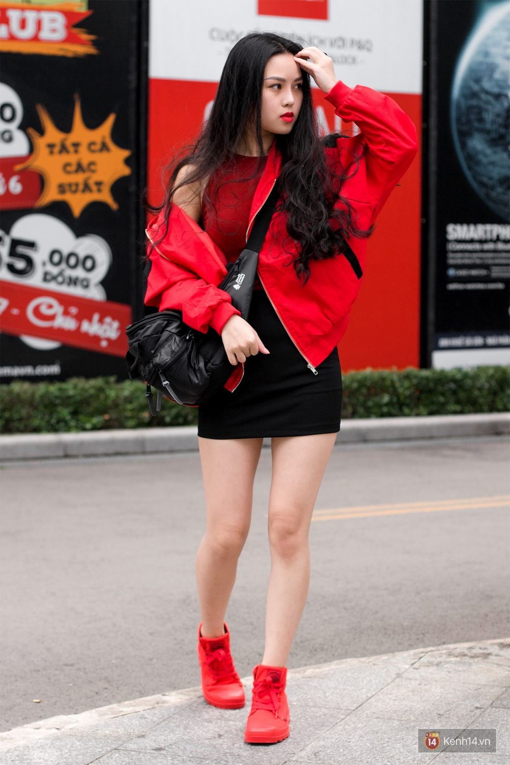 Ngày thường đã ăn diện, dịp nghỉ lễ giới trẻ Việt càng tích cực khoe street style siêu trendy và bắt mắt - Ảnh 1.