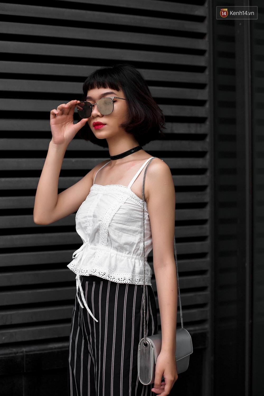 Ngày thường đã ăn diện, dịp nghỉ lễ giới trẻ Việt càng tích cực khoe street style siêu trendy và bắt mắt - Ảnh 4.