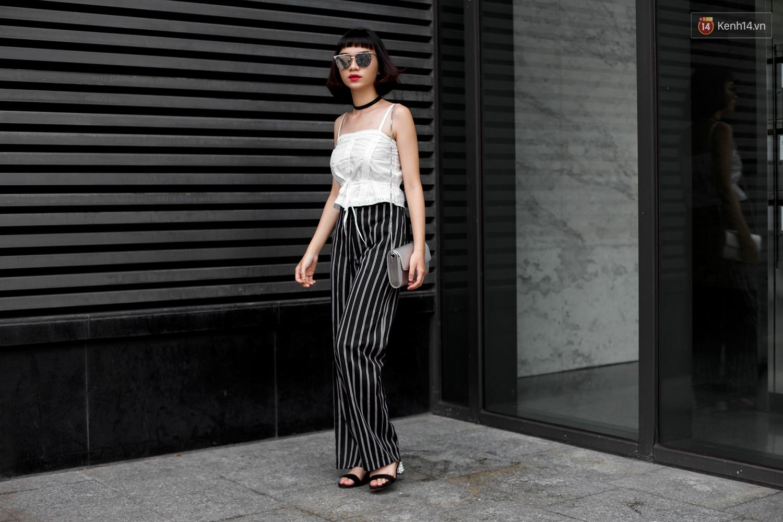 Ngày thường đã ăn diện, dịp nghỉ lễ giới trẻ Việt càng tích cực khoe street style siêu trendy và bắt mắt - Ảnh 3.