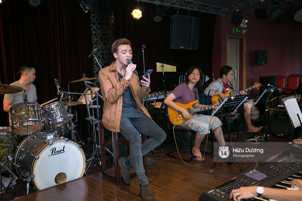 Tiên Tiên - Trung Quân lần đầu kết hợp, Soobin Hoàng Sơn cực chất tập cùng ban nhạc cho Gala WeChoice Awards - Ảnh 2.