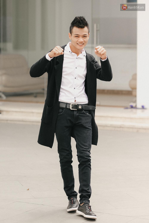 Chàng trai hát rong của The Voice: Bố từng phải bán xe máy, lấy 5 triệu cho mình vào Sài Gòn thi hát - Ảnh 5.