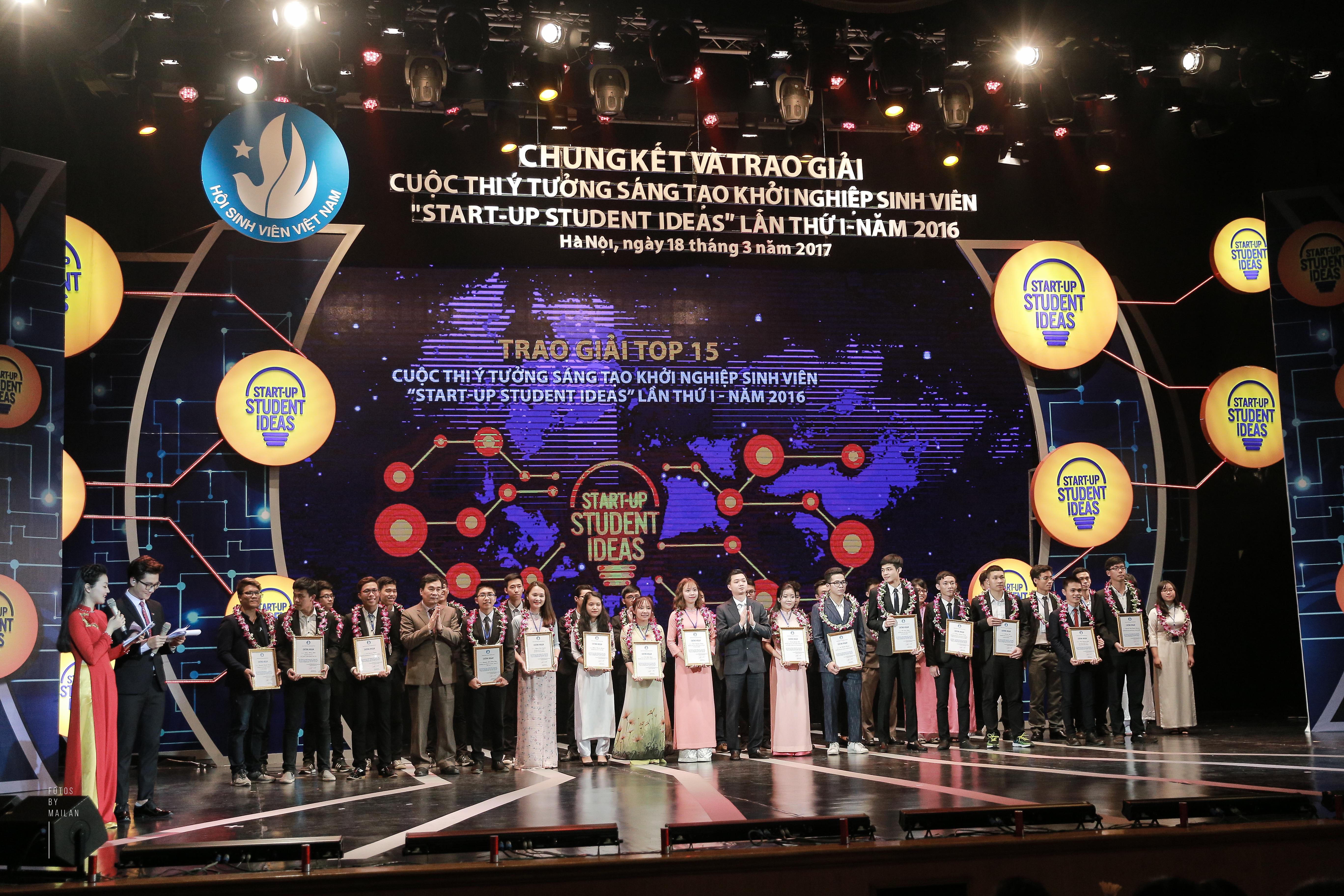 Giải pháp giám sát nguồn nước chiến thắng cuộc thi Ý tưởng sáng tạo khởi nghiệp sinh viên lần thứ I - Ảnh 1.