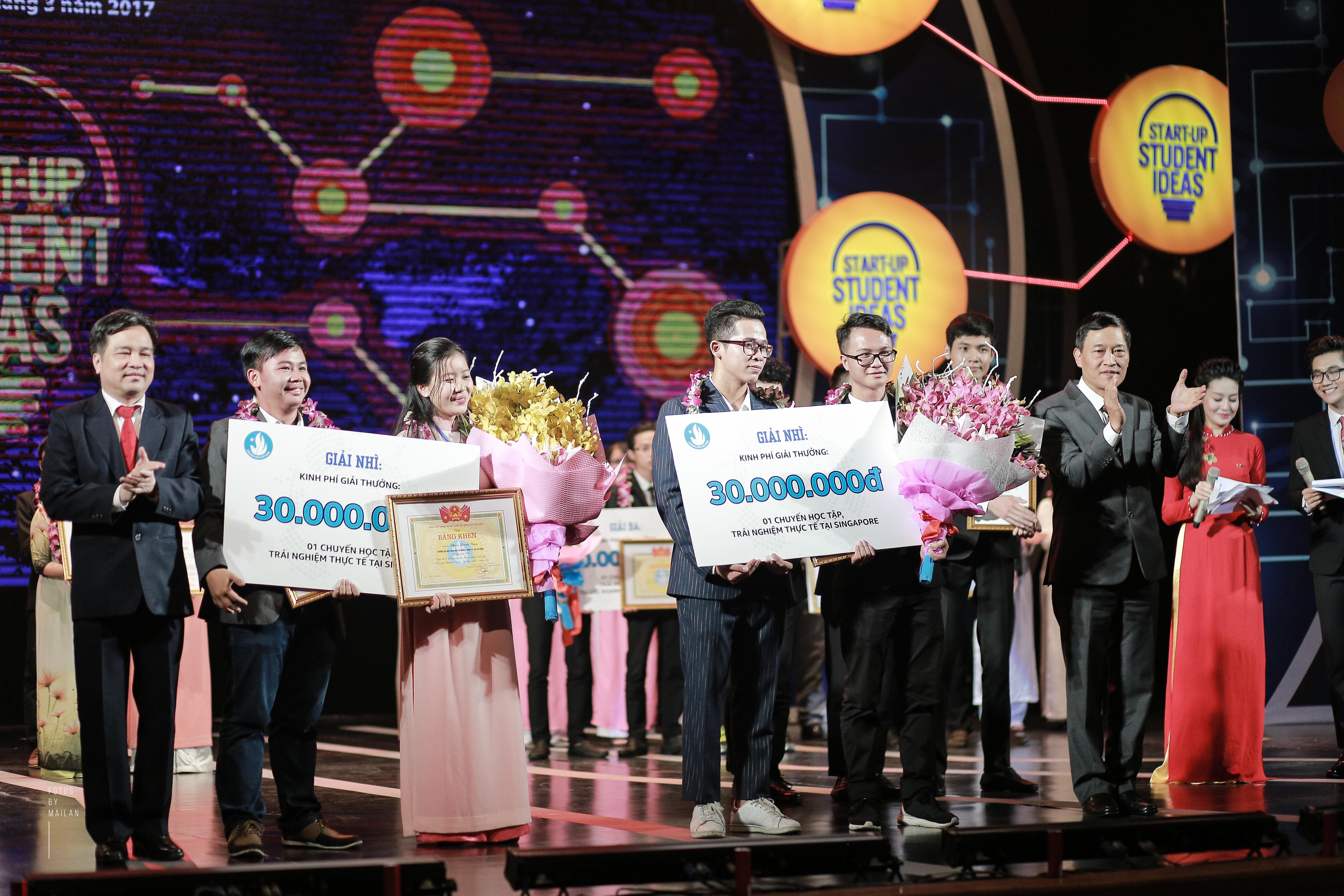 Giải pháp giám sát nguồn nước chiến thắng cuộc thi Ý tưởng sáng tạo khởi nghiệp sinh viên lần thứ I - Ảnh 12.
