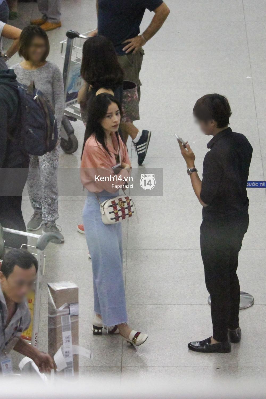 Chi Pu xuất hiện giản dị ở sân bay, sang Thuỵ Điển tham quan trụ sở đầu tiên của H&M - Ảnh 9.
