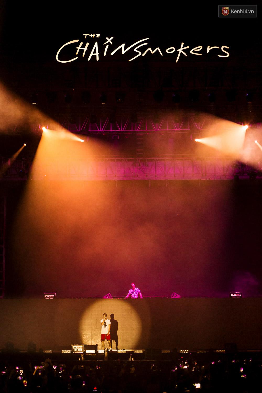 Đêm diễn The Chainsmokers: Chưa bao giờ Việt Nam có một show EDM xịn đét đến như vậy! - Ảnh 15.